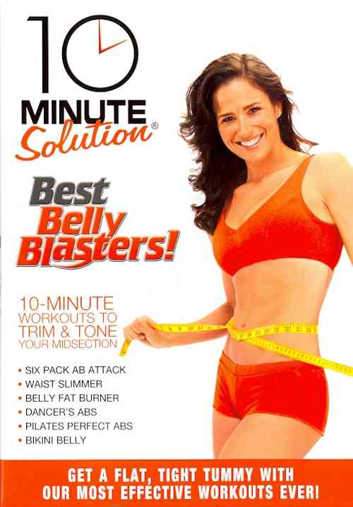 10 MINUTE SOLUTION:BEST BELLY BLASTER BY 10 MINUTE SOLUTION (DVD)