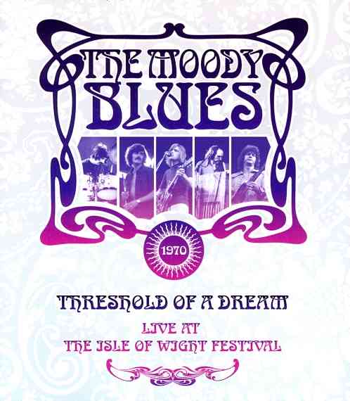 MOODY BLUES:LIVE AT THE ISLE OF WIGHT BY MOODY BLUES (Blu-Ray)